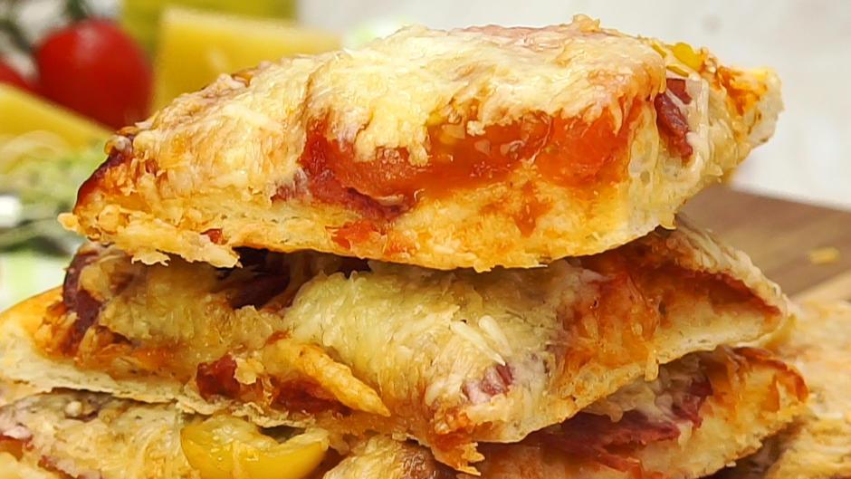 Selbstgemachten Pizzateig Ganz Einfach Einfrieren Tipp Kochbar De