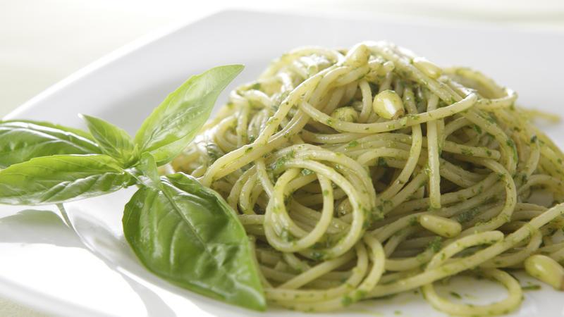Pasta Mit Pesto Alla Genovese Rezept Mit Video Kochbarde