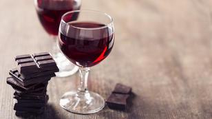 Abnehmen mit Schokolade und Wein?