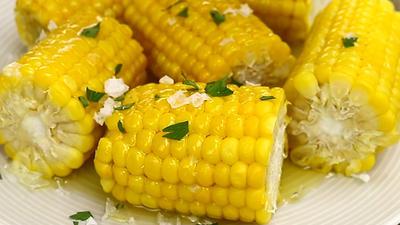 Rezept: Maiskolben zum Knabbern