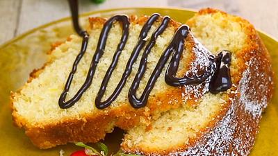 Rezept: Einfacher Rührkuchen wie von Oma