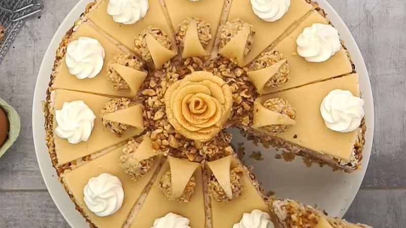 Giotto Torte Rezept Mit Video Kochbar De