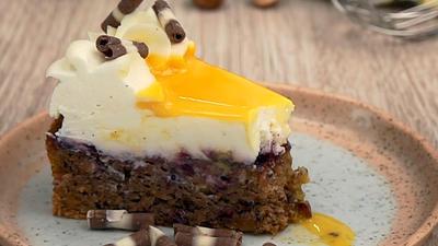 Rezept: Ilse-Bähnert-Torte