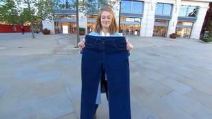 So funktioniert die Anti-Pups-Jeans
