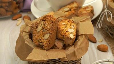 Rezept: Kekse, Plätzchen: Klassische italienische Cantuccini