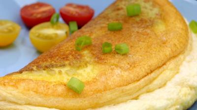 Rezept: Fluffigstes Omelette ever