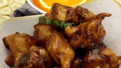 Rezept: Orangen-Chicken