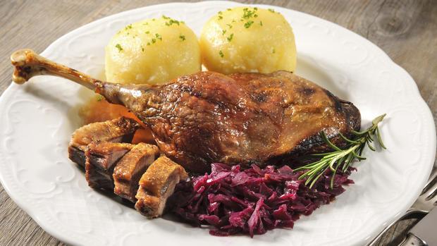 Weihnachtsessen Fleisch.Kochen Sie Ihr Weihnachtsessen Jetzt Schon Vor