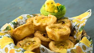 Rezept: Cheescake-Muffins