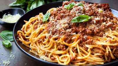 Rezept: Schnelle Bolognese