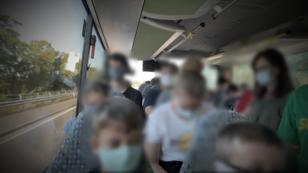 Eltern beklagen überfüllte Schulbusse