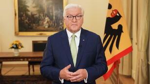"""Bundespräsident Steinmeier: """"Lassen Sie sich impfen!"""""""